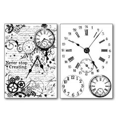 Transfer Paper A4 - Watches