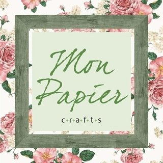 Mon Papier scrapbook, mixed media, decoupage e artesanato
