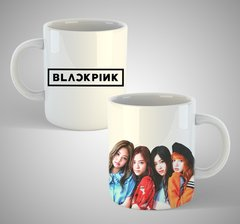 Caneca - Black Pink - Group