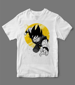 Camiseta - Dragon Ball - Goku Act - comprar online