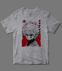 Camiseta - Hunter x Hunter - Killua Blood na internet