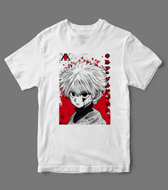 Camiseta - Hunter x Hunter - Killua Blood - comprar online