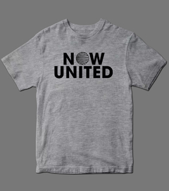Camiseta - Now United Black Logo - comprar online