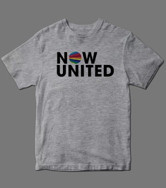 Camiseta - Now United - Logo2