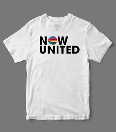 Camiseta - Now United - Logo2 - comprar online
