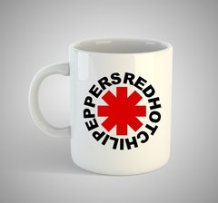 Caneca - Red Hot Chili Peppers