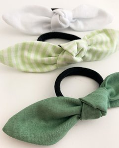 Kit mini Scrunchie Green Vibes