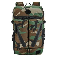Scripps Backpack-woodland Camuflado