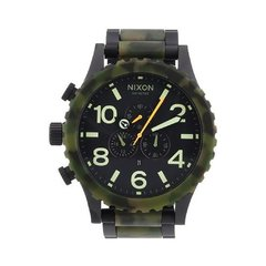 51-30 Chrono Matte Black Camo