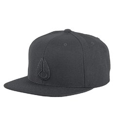 Gorra Iconed Snapback Black