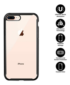 X-ONE Case iPhone 7/8 Plus Dropguard 2.0