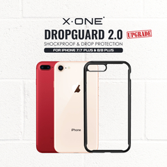 Imagem do X-ONE Case iPhone 7/8 Plus Dropguard 2.0
