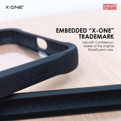 X-ONE Case iPhone 7/8 Plus Dropguard 2.0 - IBlack Store Maringá Ltda