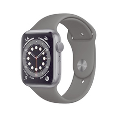 - Apple Watch Series 6 44mm GPS - Cinza-espacial - M00H3 - comprar online
