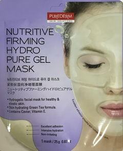 MASCARA FACIAL NUTRITIVE FIRMING HYDRO PURE GEL MASK
