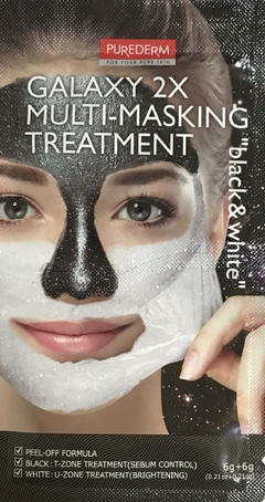 MASCARA FACIAL GALAXY 2X MULTI-MASKING TREATMENT