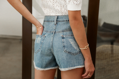 Shorts Jeans Camila - INFFINITY STORE