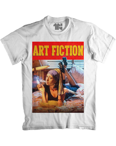 Camiseta Art Fiction