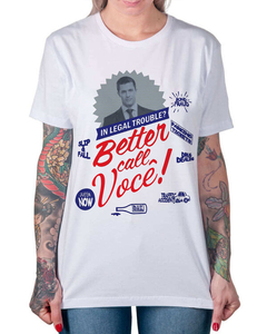 Camiseta Better Call Me! (Com Foto) - Camisetas N1VEL