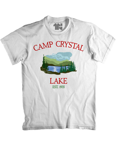 Camiseta Crystal Camp