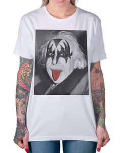 Camiseta Kiss the Physicist na internet