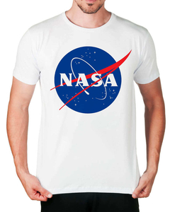 Camiseta Nasa na internet