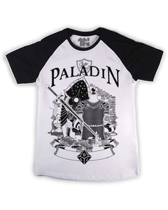 Camiseta Raglan do Paladino