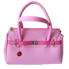 Cartera Jovita Rosa Chicle