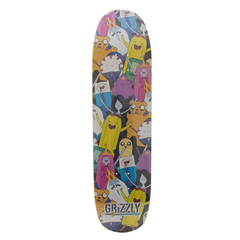 Shape Grizzly x Adventure Time 8.3""