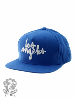 Boné Chocolate Snapback Los Angeles - comprar online