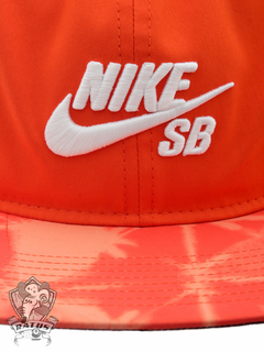 Boné Nike StrapBack Basic Orange na internet