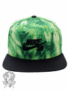 Boné Nike SnapBack Basic Risk Green