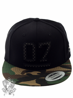 Boné Dc Shoes SnapBack 07 Camu