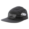 Boné Thrasher 5 Panel Outline Black