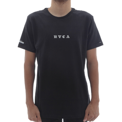 Camiseta RVCA Detention Black