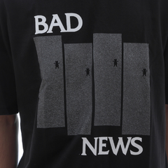 Camiseta Grizzly Bad News - comprar online