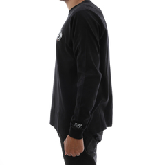 Camiseta Element M/L L.Xaparral Black - Ratus Skate Shop