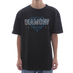 Camiseta Diamond Black Diamond