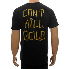 Camiseta Gold Cant Kill Gold Black - comprar online