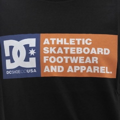 Camiseta DC Vertical Zone Black - comprar online