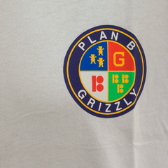 Camiseta Grizzly X Plan B Seal Approval White - comprar online