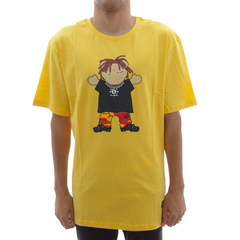 Camiseta Grizzly Lil Red Yellow