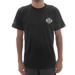 Camiseta Element L.Xaparral Icon Black