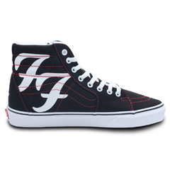 Tênis Vans Sk8 Hi Foo Fighters - comprar online