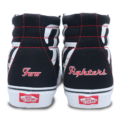 Imagem do Tênis Vans Sk8 Hi Foo Fighters