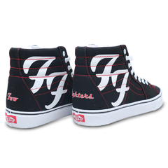 Tênis Vans Sk8 Hi Foo Fighters - Ratus Skate Shop