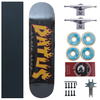 Kit Skate Montado AM II Ratus Flame Sidecuts