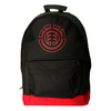 Mochila Element Single Black/Red