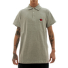Camisa DC Polo Core Tall Fit Grey