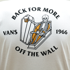 Camiseta Vans Back For More - Ratus Skate Shop